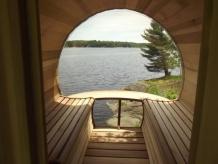 Horizont Zirbe Sauna 242